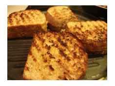 Sloppy Joe Texas Toast