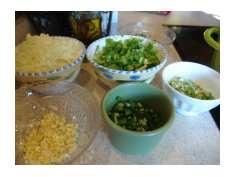Jambalaya Ingredients